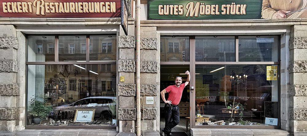 Möbel-Restaurierung in Dresden-Neustadt
