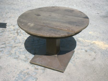 Tisch Vorher