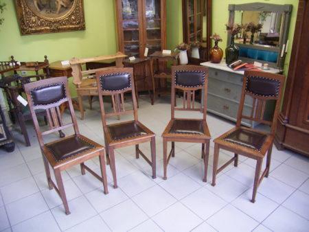 Stühle Nachher